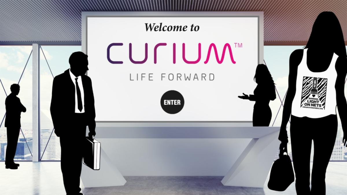 Curium Virtual Booth