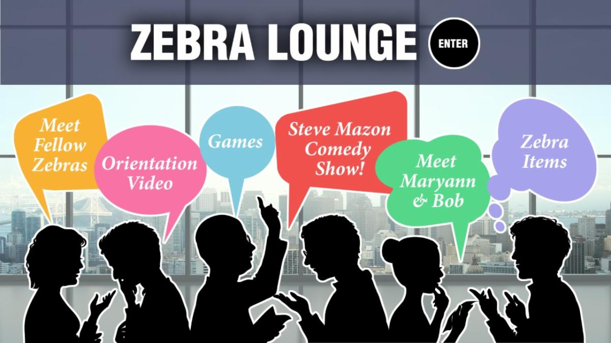 Zebra Networking Lounge