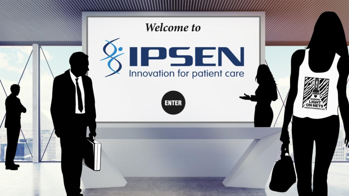 Ipsen Virtual Booth