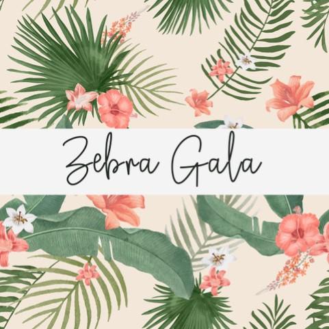 Zebra Gala 2020 Flora