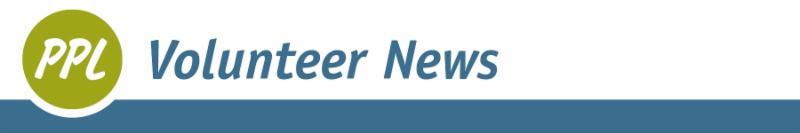 PPL Volunteer News