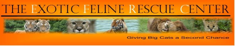 Exotic Feline Rescue Center logo