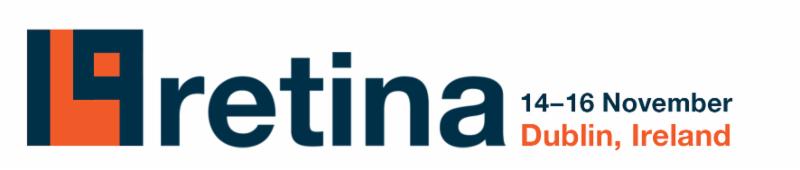 Image of Retina 2019 logo