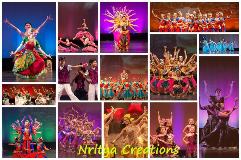 Nritya Creations Dance FREE TRIAL CLASSES in Bharatanatyam