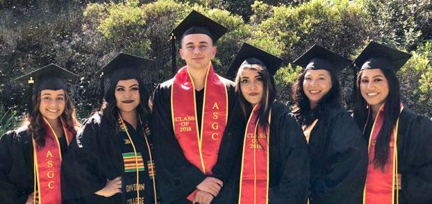 2018 Graduated