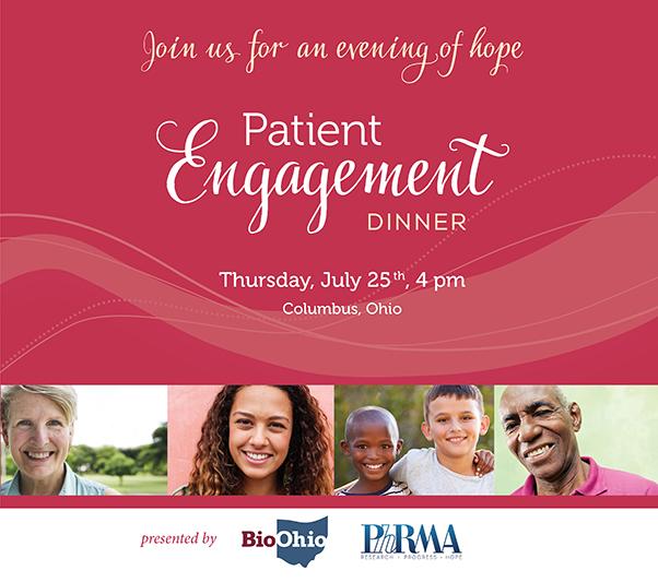 2019 Patient Engagement Dinner