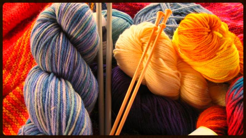 Beginning Knit class