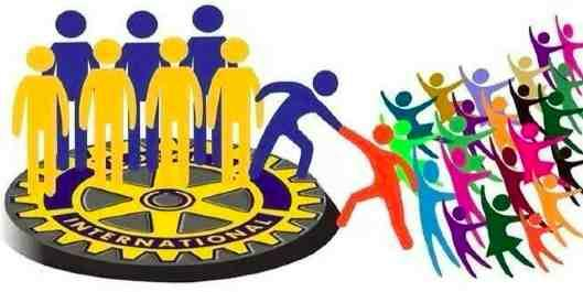 Rotarians are People of Action!