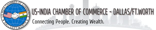 US-INDIA CHAMBER OF COMMERCE-DALLAS/FT.WORTH