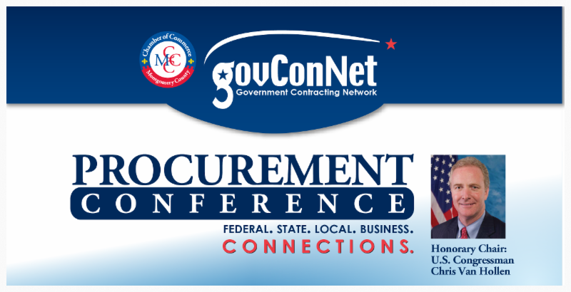 GovConNet Procurement Conference