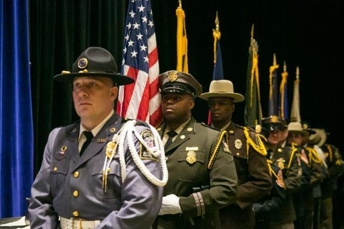 44th Annual Public Safety Awards Luncheon | Montgomery County Chamber of Commerce