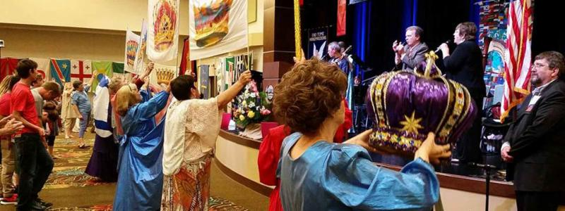 World Convention Worship