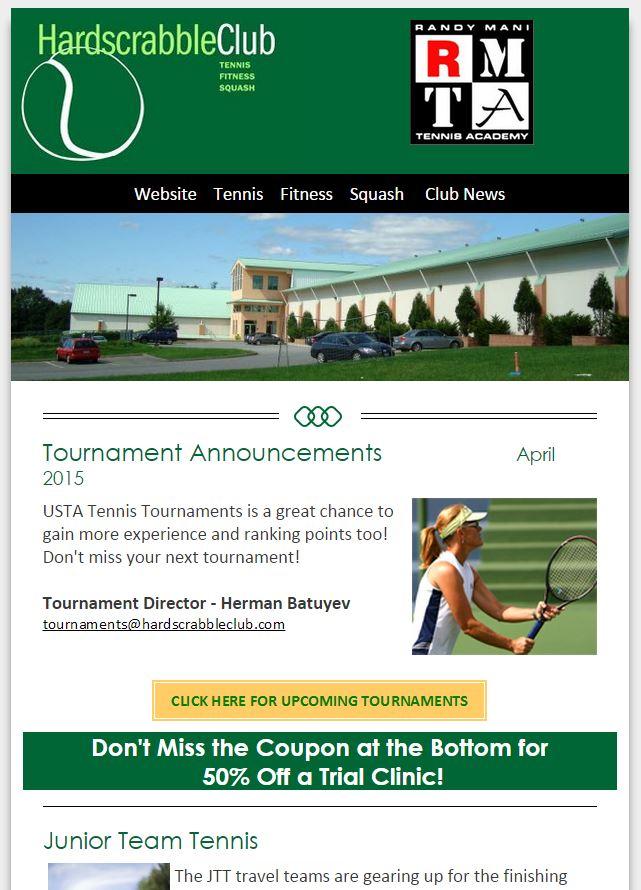 Tennis Facility
