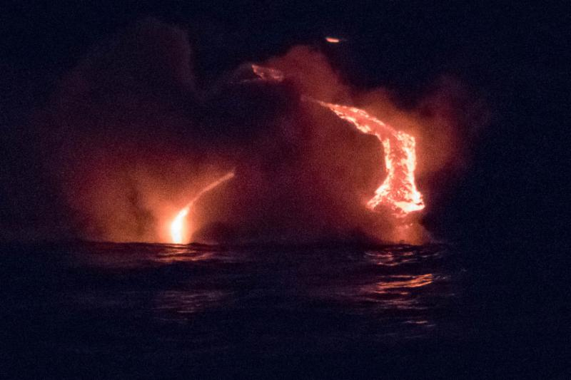 Hawaii Lava Flows