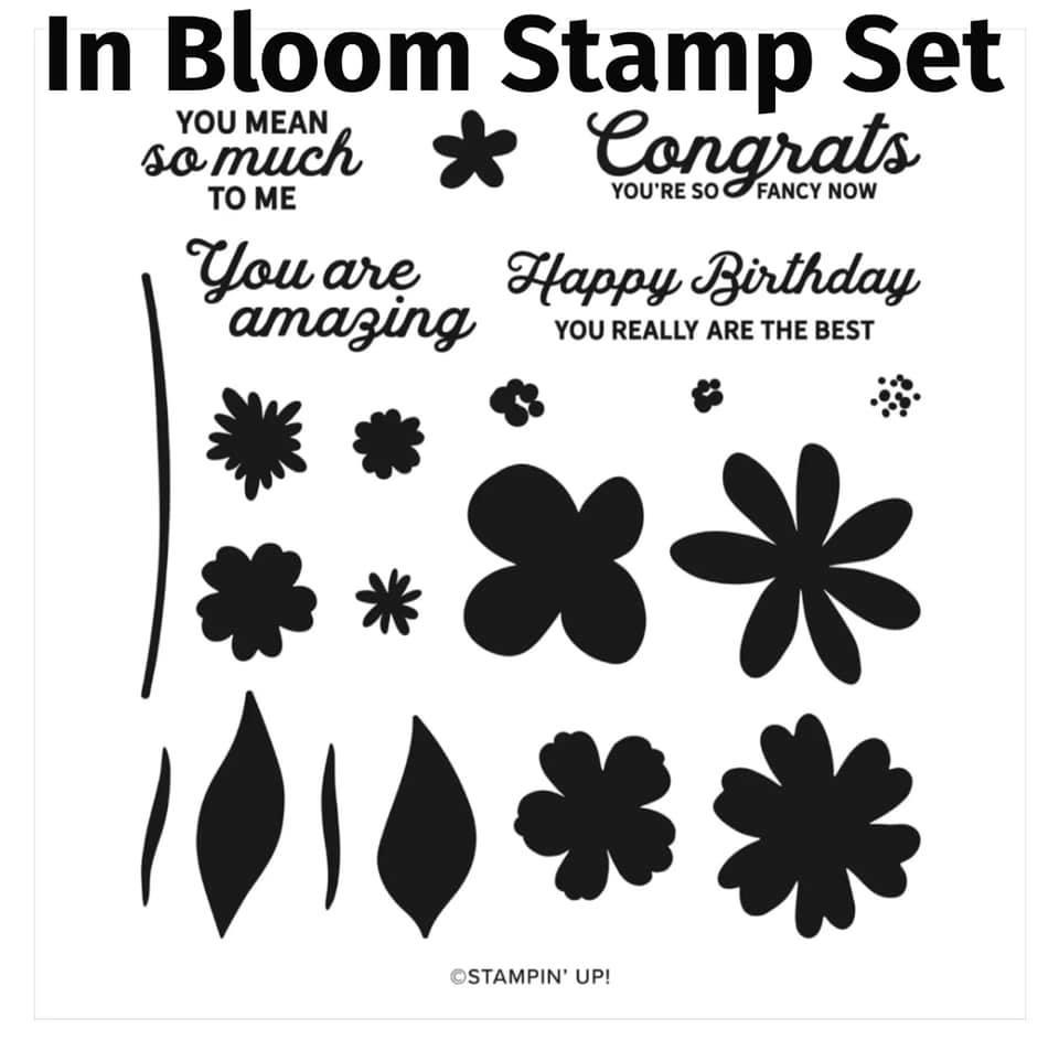 In Bloom Stamp Set
