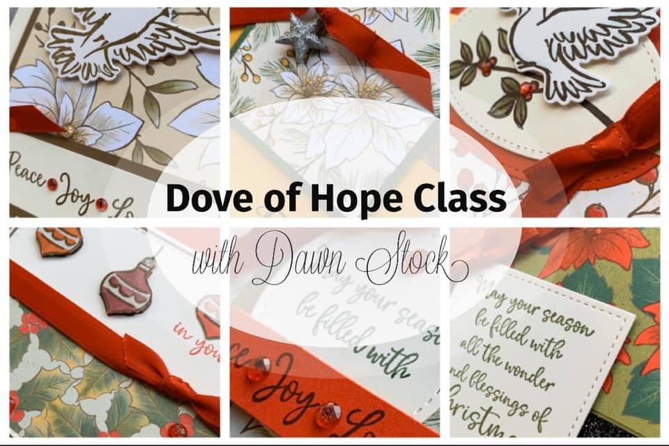 Dove of Hope Sneak Peek