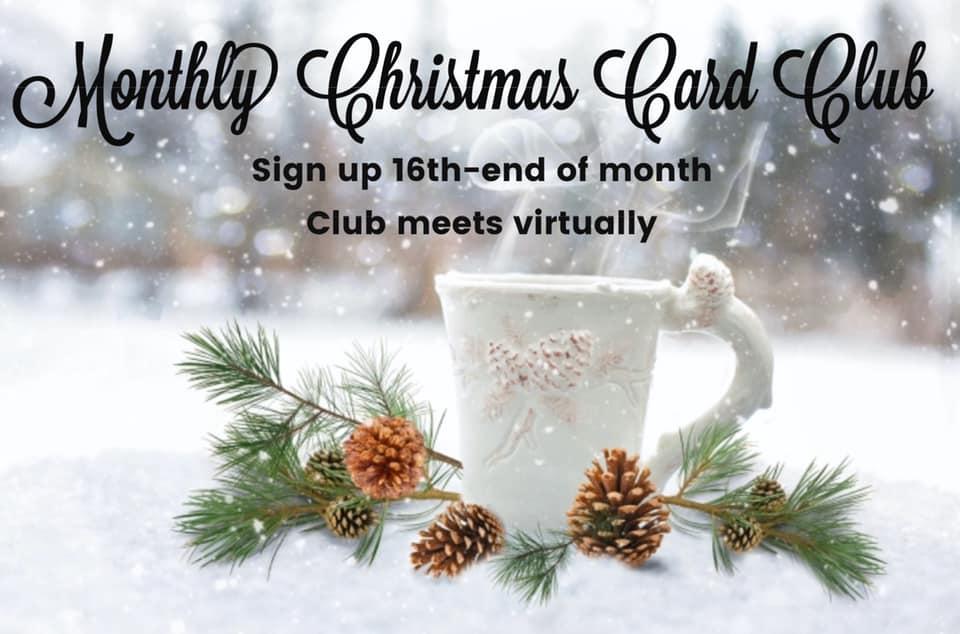 Christmas Card Club