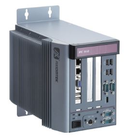Fanless F213 embedded computer system with 2 I/O