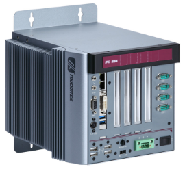 Fanless F230 embedded computer system with 4 I/O