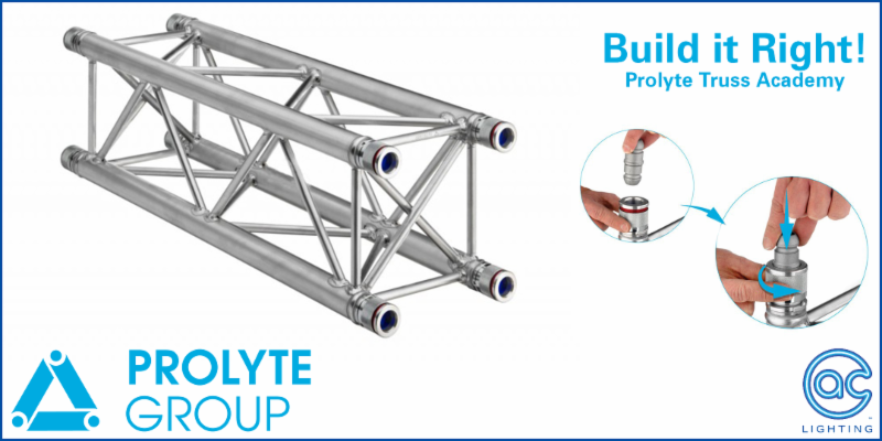 Prolyte Campus - Technical Truss Training at InfoComm