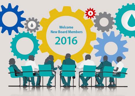 Welcome WASDA Board Members
