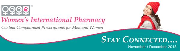 Women's International Pharmacy Logo