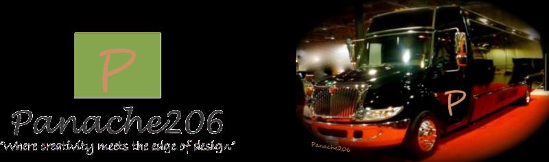 Panache party bus