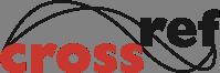 CrossRef Logo Red and Black