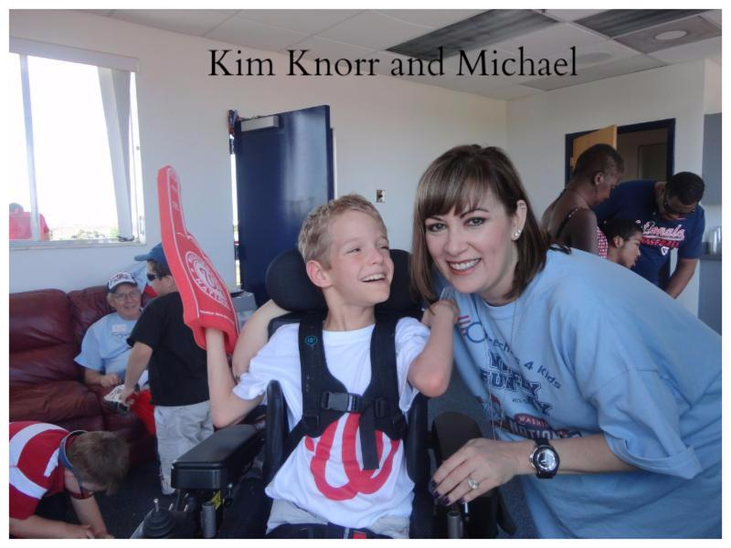 Kim Knorr and Michael
