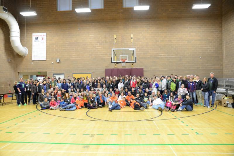 Seattle Basket Brigade - 2014