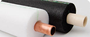 Nomaco Pipe Insulation
