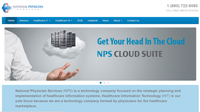 National Physician Services Cloud Suite