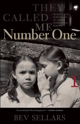 Cover image for book They Called Me Number One