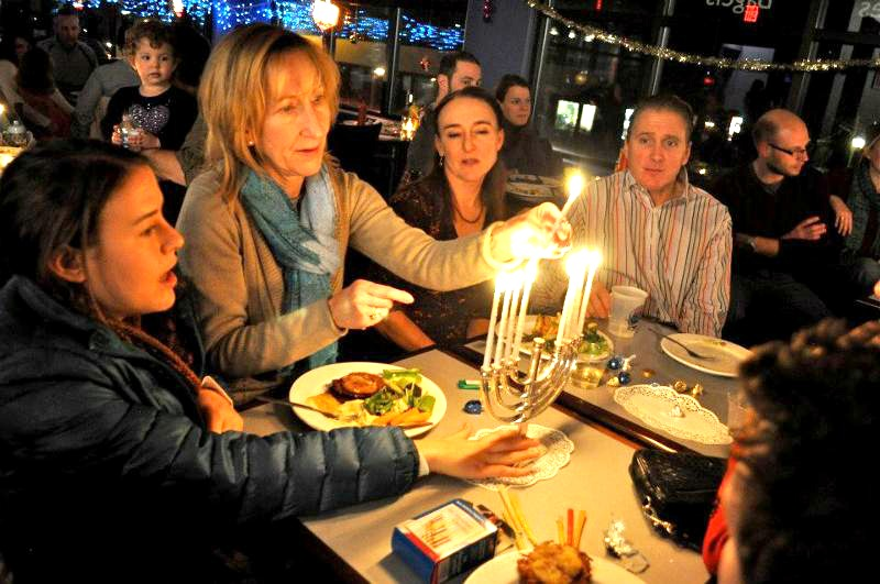 38th Annual Chanukah Party @ E.Leaven Food Co | Jackson | Wyoming | United States