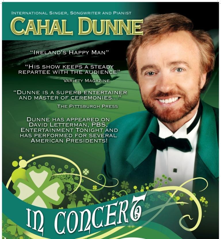 Nov 15 2019 Cahal Dunne
