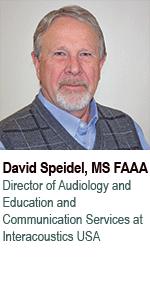 David Speidel MA FAA