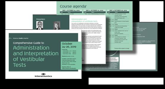 Vestibular Course Oct 2019 in Chicago PDF download