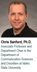 Chris Sanford PhD