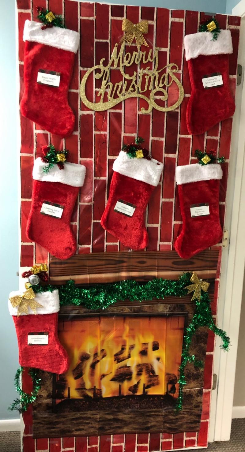 UHS Fireplace Stockings