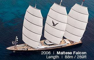 SY Maltese Falcon