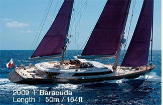 SY Baracuda Valletta