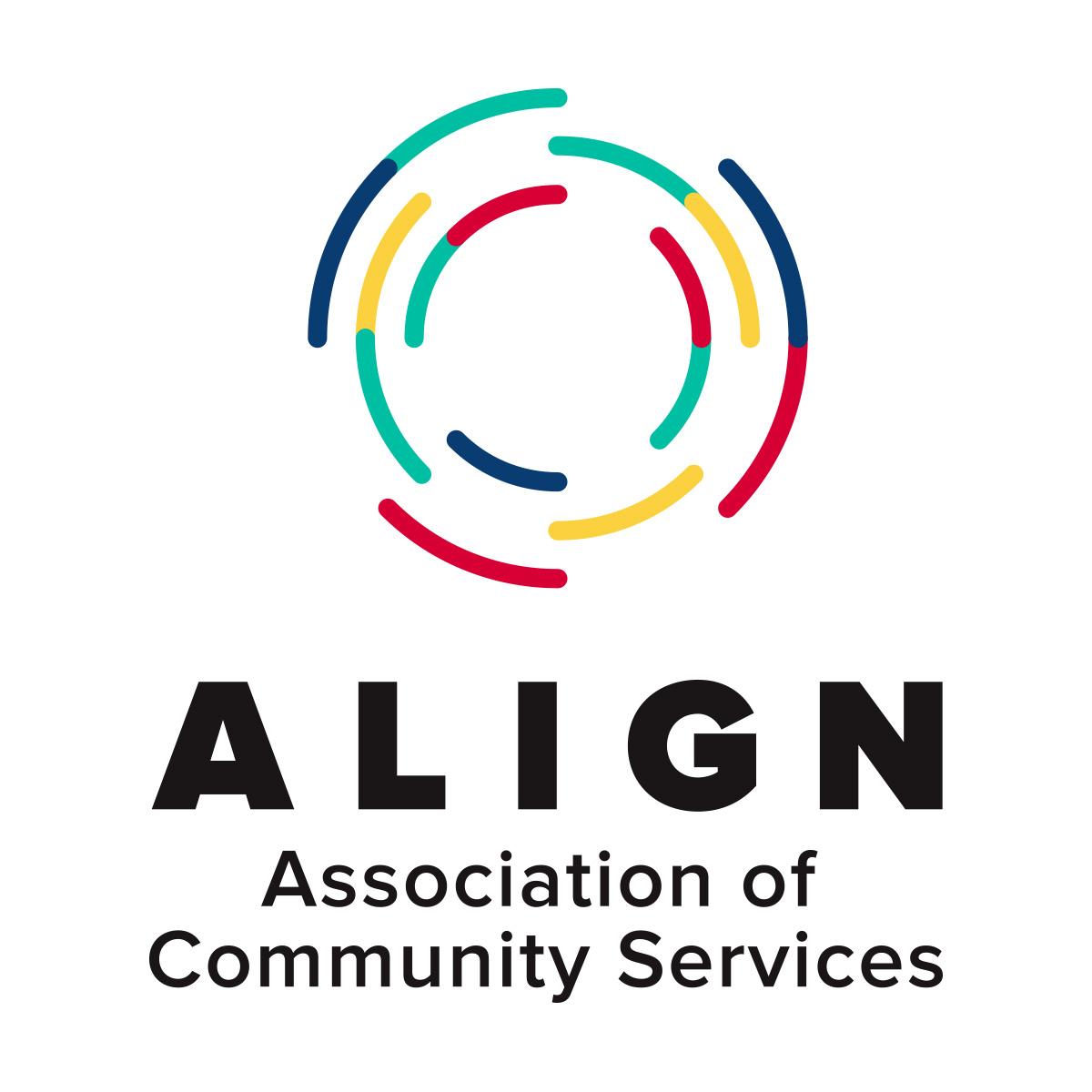 ALIGN Logo White