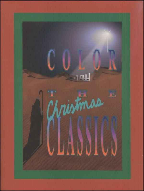 Color the Classics-Christmas
