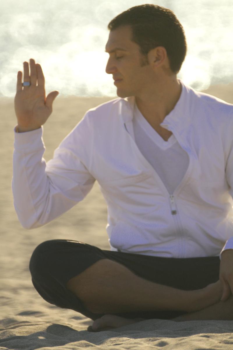 Meditation headhshot