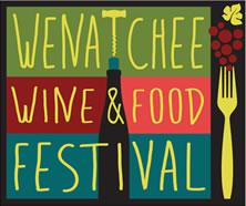 Wenatchee Wine and Food Festival Logo