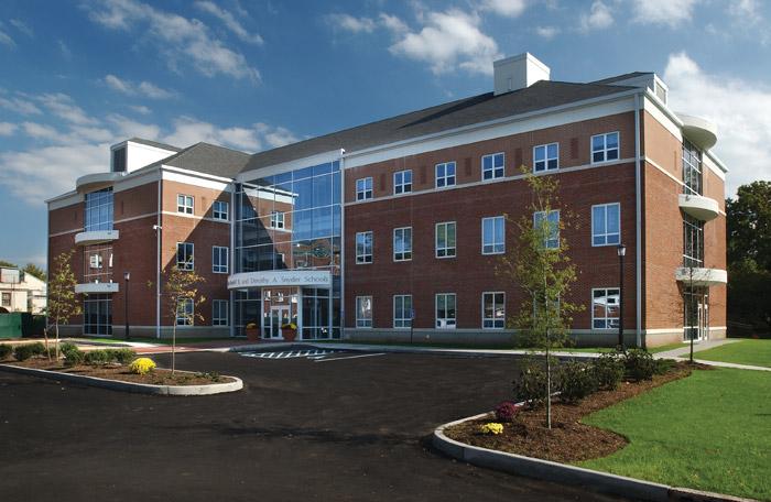 JFK Muhlenberg Snyder School Building