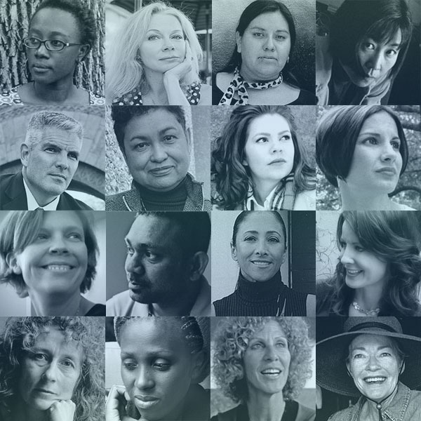 Changing the world, one story at a time: members of The Voices and Faces Project | photos by Patricia Evans