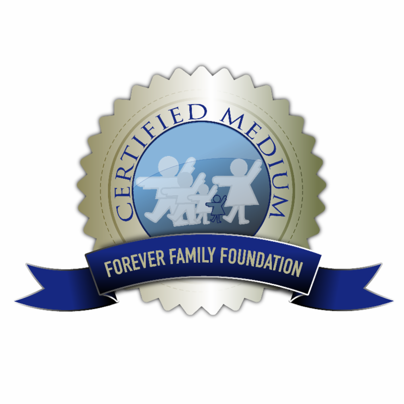 Forever Family Foundation Certified Medium Seal of Approval