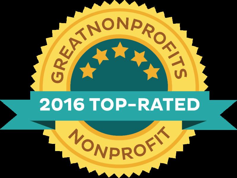 Great NonProfit 2016 Badge