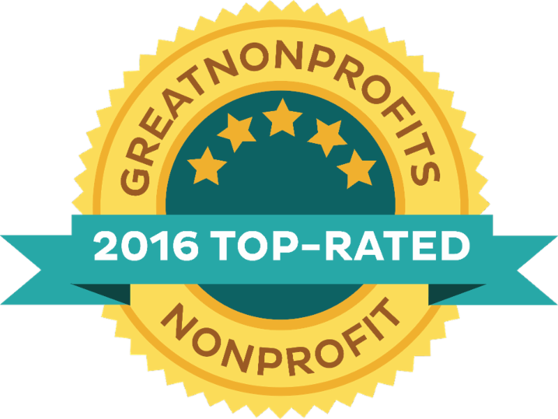 Great NonProfit 2016 Badge